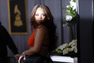 Rihanna ramaikan Fashion Week tampilkan koleksi lingerie
