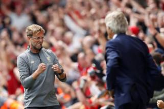 Klasemen dan hasil pertandingan, Liverpool pesta 4 gol