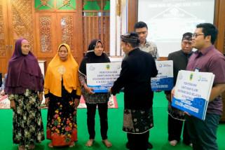 Jasindo bayarkan klaim asuransi nelayan Rp2,299 miliar