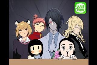 Empat komik digital LINE Webtoon akan diangkat ke film