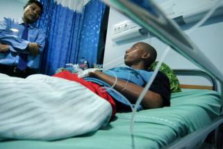 Siswa diduga korban kekerasan senior