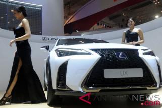 The Newest Lexus dipamerkan di GIIAS