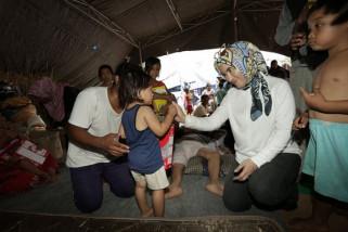 Penanganan trauma penting untuk korban gempa lombok, kata Tika Bisono