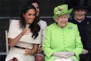 Meghan Markle rayakan ulang tahun pertama sebagai anggota kerajaan