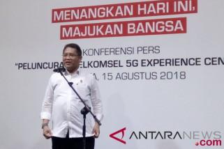 Menkominfo: Teknologi 5G di Indonesia hanya digunakan untuk industri