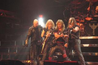 Band Metal Judas Priest mengundang Jokowi saksikan konsernya di Jakarta