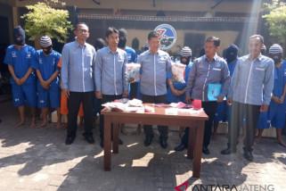 Polres Batang ungkap 28 kasus narkoba