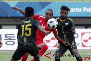 Pelatih timnas Nepal kecewa takluk dari Pakistan