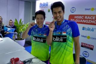 Tontowi/Liliyana optimistis raih emas di Asian Games