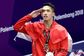 Perolehan Medali Asian Games hingga Rabu pagi