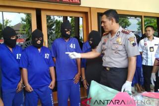 139 perkara pidana disidangkan PN Kudus selama Januari-Juli