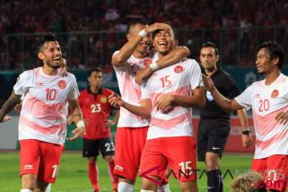 Sepak bola, Laos sebut Indonesia tim terkuat Grup A