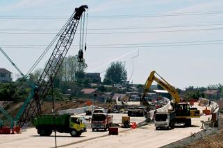Tol Batang-Semarang butuh tambahan lahan 21 hektare