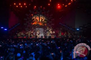 Upacara pembukaan Asian Games sampilkan Indonesia sebagai negara maritim