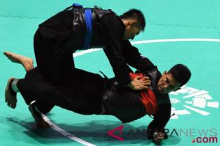 Kalahkan pesilat Malaysia, Iqbal Candra ke semifinal