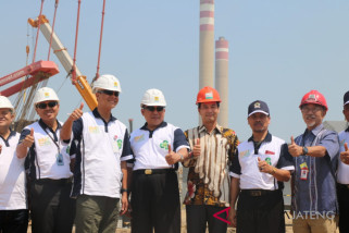 PLTU Jepara menjadi pemasok listrik terbesar Jawa-Bali