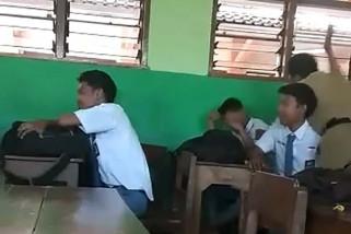 Video guru pukul siswa di Purwokerto beredar di medsos