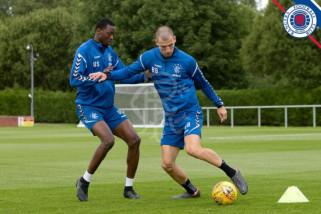 Imbangi Maribor, Rangers lolos ke playoff Liga Europa