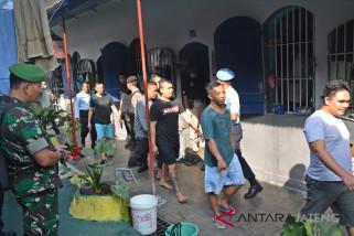 40 warga binaan Rutan Surakarta terindikasi konsumsi narkoba