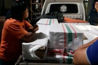 KPPBC Kudus selamatkan kerugian negara Rp72,5 juta