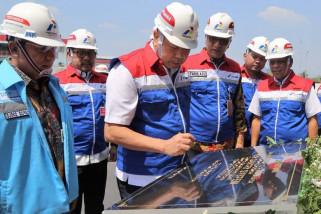 Berikut kelebihan Terminal BBM Semarang gunakan New Gantry System