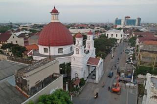 Revitalisasi kota lama Semarang