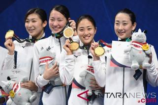 Jadwal perebutan medali emas hari kedua Asian Games