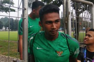 Cedera, Bagas menepi saat Indonesia hadapi Laos