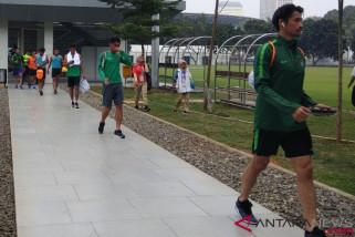 HUT RI, Timnas Indonesia janjikan kemenangan saat lawan Laos