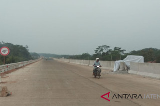 Pembebasan lahan Tol Semarang-Batang bertambah 385 bidang