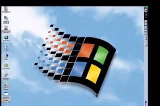 OS Windows 95 kini hadir sebagai aplikasi