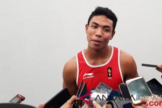 Indonesia rebut perak lari estafet 4X100 meter putra
