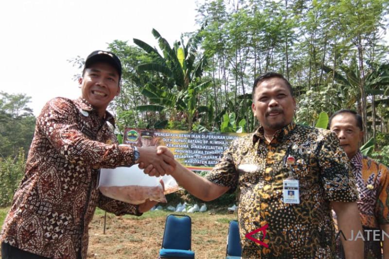 50 juta bibit ikan bakal ditebar di wilayah Jateng