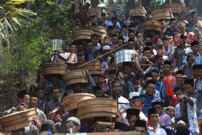 Tradisi nyadran Kyai Kramat