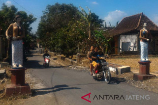 Jejak kepandaian perempuan Borobudur di Klipoh
