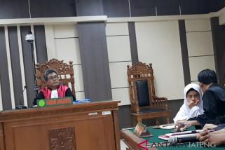 Politikus PDIP Kebumen divonis 4,5 tahun penjara