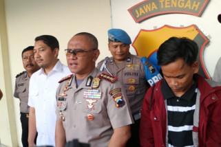 Peneror RS Sultan Agung Semarang ditangkap