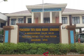 Diduga tidak transparan, tim seleksi KPU di Jateng digugat