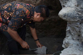 Kementerian PUPR pugar Makam Kyai Dudo
