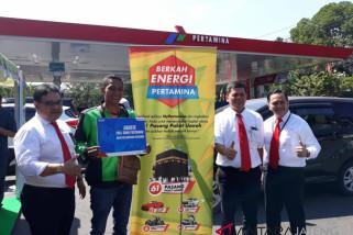 Hari Pelanggan Nasional, Pertamina berikan gratis Pertamax full tank