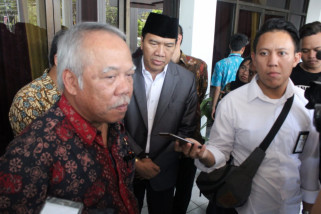 Kementerian PUPR segera mendata kerusakan akibat gempa Donggala