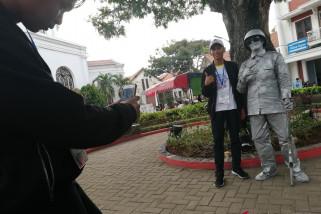 BUMN Hadir - Pelajar Kepri terkesan keramahan warga Semarang