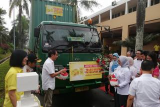 Sido Muncul ekspor perdana jamu ke Filipina