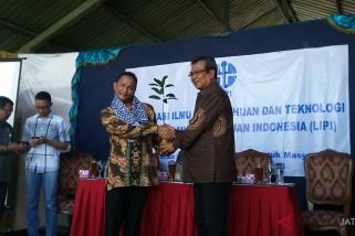 Tingkatkan kesejahterakan masyarakat, LIPI kembangkan SDA Kabupaten Sukoharjo