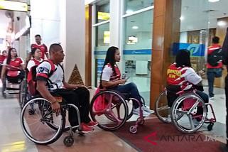 Kontingen APG Indonesia bertolak ke Jakarta