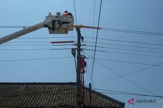 Gangguan, PLN upayakan penormalan pasokan listrik