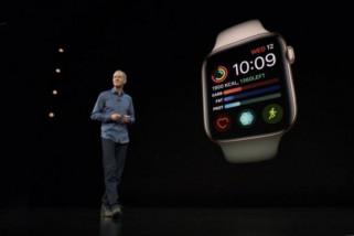 Apple Watch Series 4 luncurkan tiga fitur baru