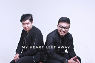 Saksofonis Baruch J kolaborasi dengan orkestra Semarang rilis single kedua