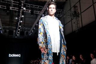Michelle Tjokrosaputro tampilkan koleksi batik bertema
