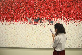Belajar seni di museum